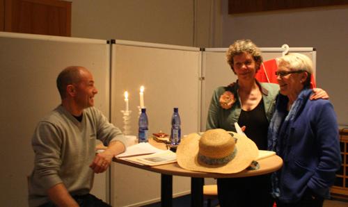 Filip Lindgren, Eva Persson & Mia Fröjd-Persson