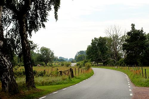 Vägen till Tosteberga