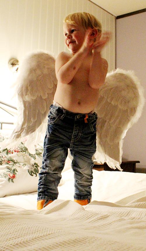 En ängel i mitt rum