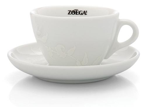 Cappuccinokopp från Zoegas