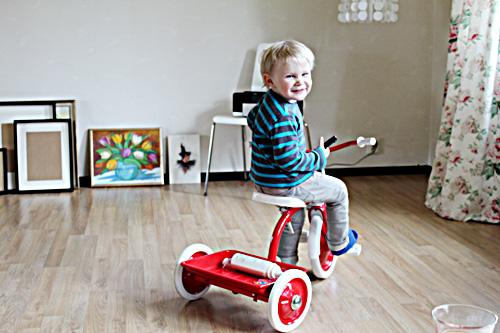 Walles trehjuling