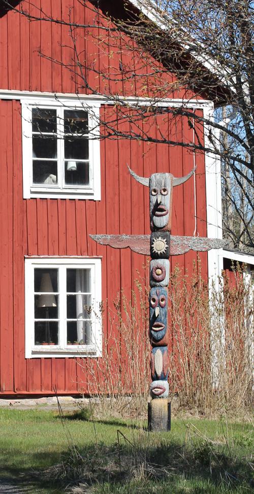 Totem i Småland