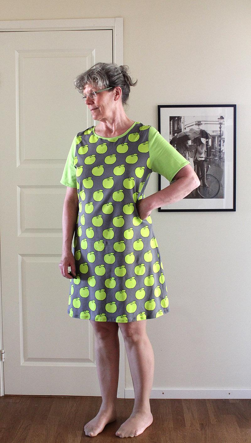 Min äppelklänning
