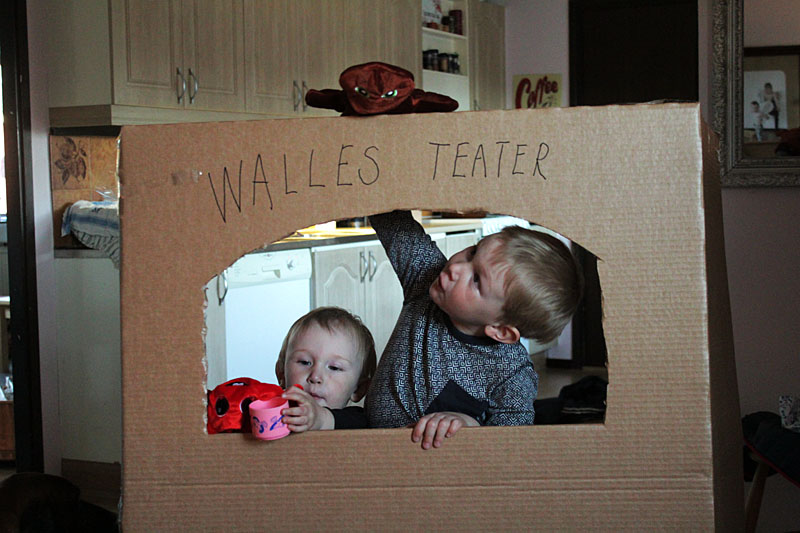 Walles teater